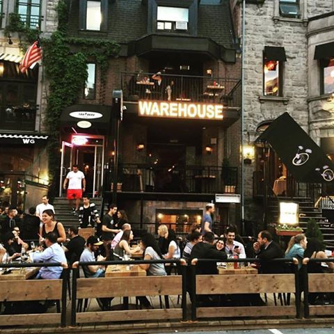 Nothing beats a five dollar meal on Montreal's lively Crescent Street. Warehouse  Montreal is one of the most delicious stops for hungry individuals on a ...