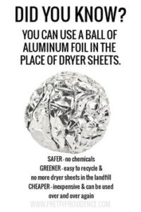 dryer sheet hack