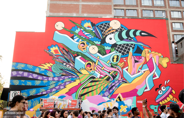 Events in montreal june 2017 st cathys blog for Concerts at the mural