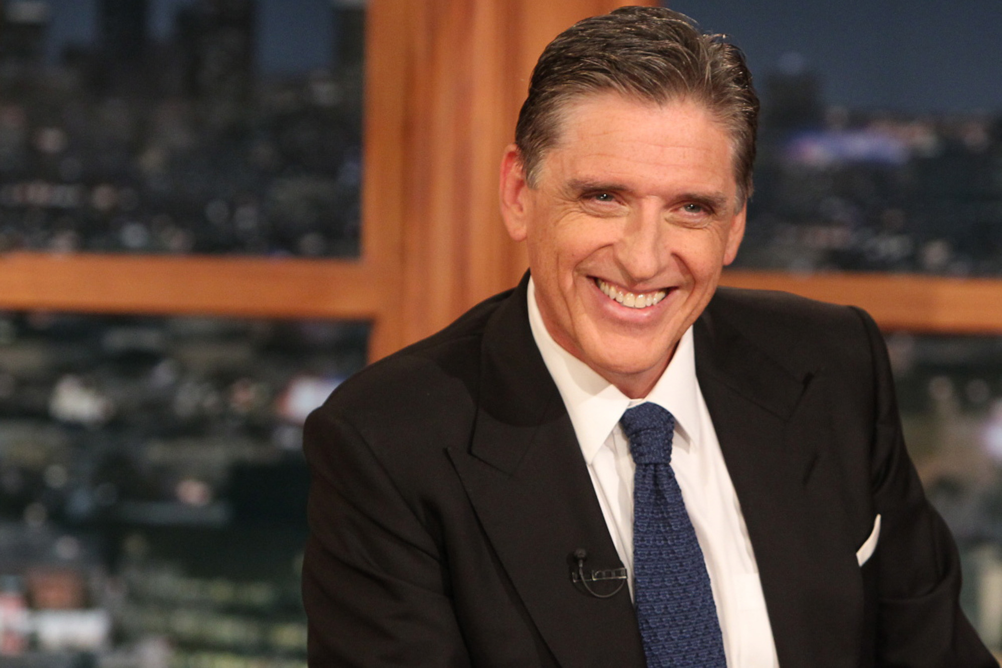 Craig Ferguson on the CBS' THE LATE LATE SHOW WITH CRAIG FERGUSON scheduled to air on July 15, 2013 the CBS Television Network.  Photo: Sonja Flemming/CBS �©2013 CBS Broadcasting, Inc. All Rights Reserved.