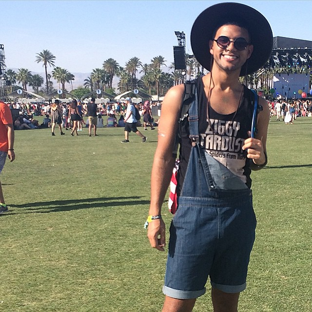 Coachella Mens Fashion