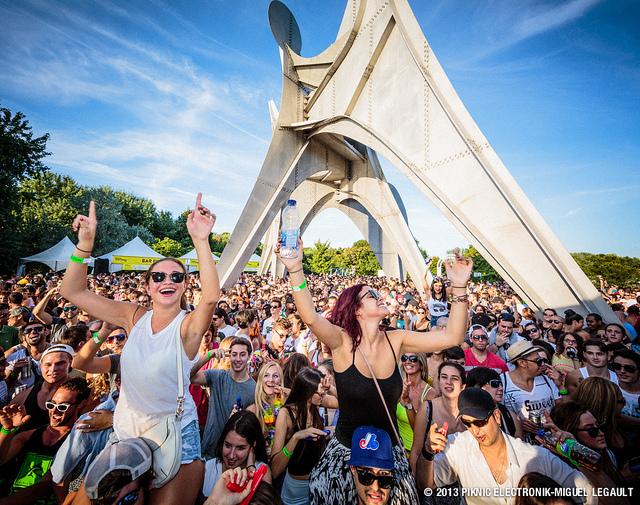 Best Montreal Music Festivals