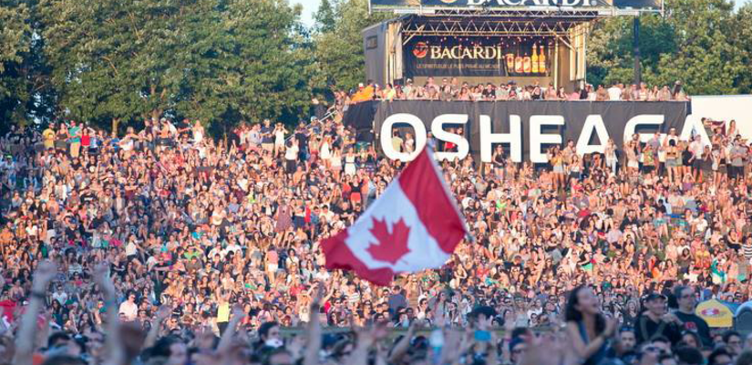 5 Artists you Can't Miss at Each Day of Osheaga