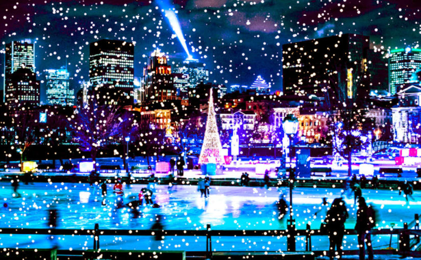 5 Things to Do This Holiday Season in Montreal