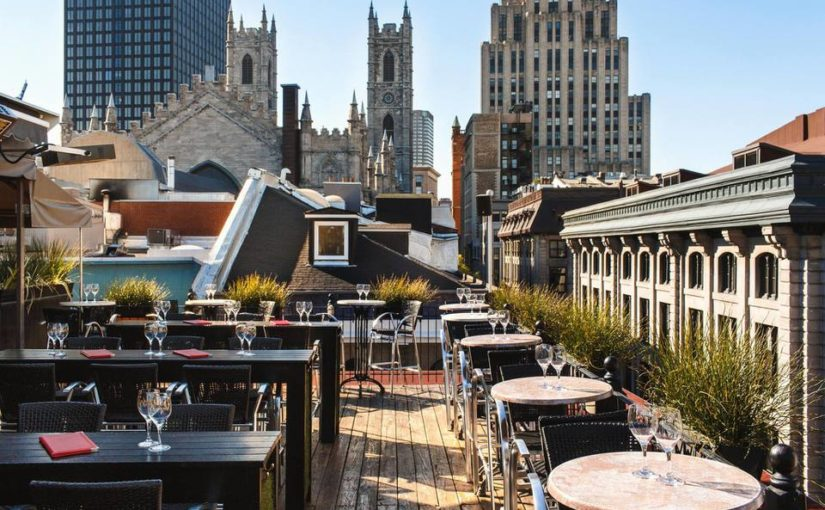 10 Cool Rooftops to Hangout at in Montreal