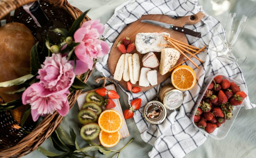 Your 'Gram-Able Picnic Guide Has Arrived